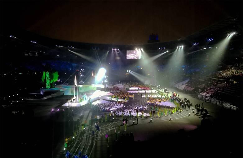 Panamerikanischen Spiele 2019 in Lima.