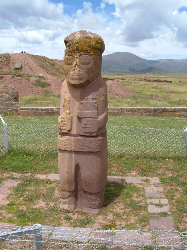 Tiwanaku.