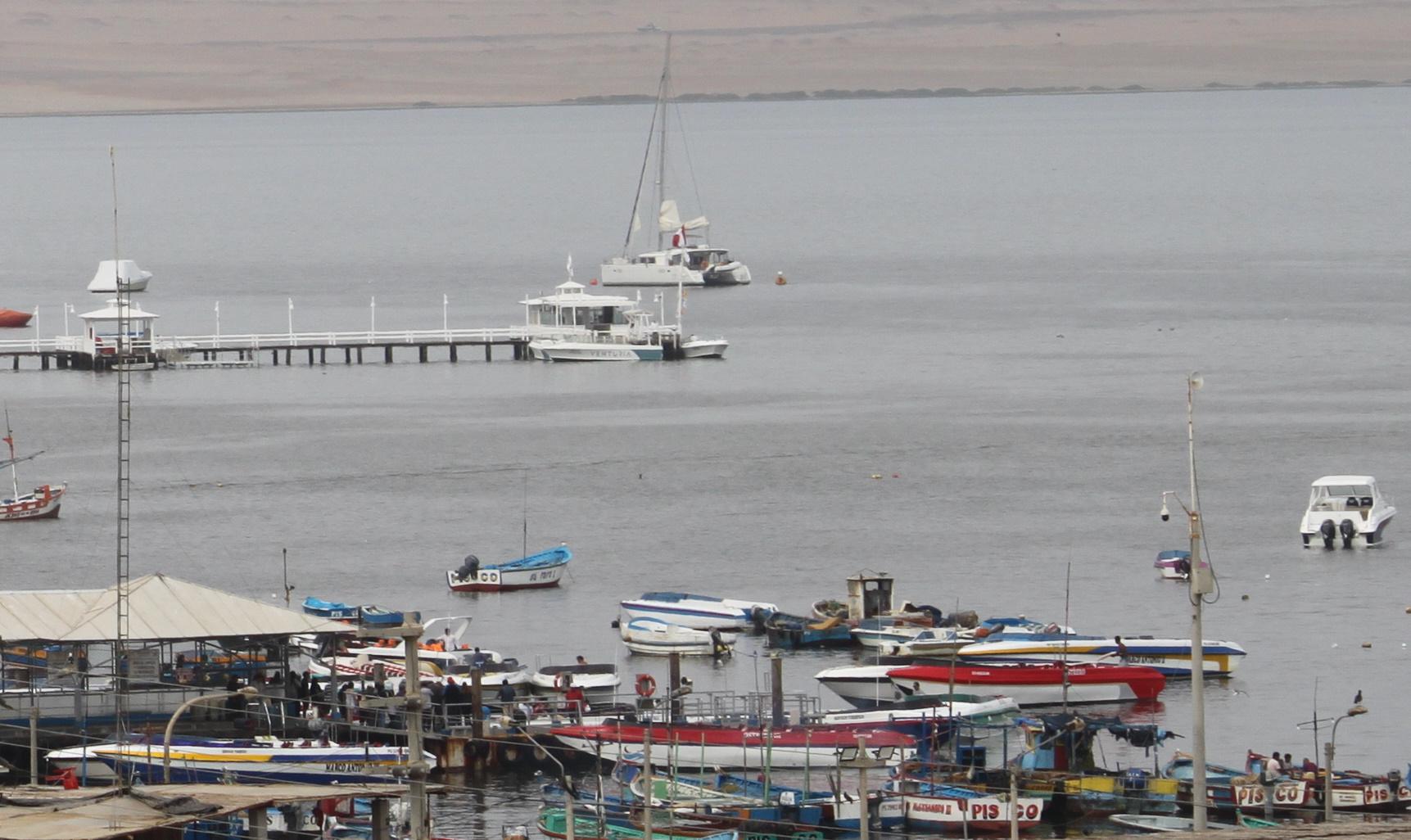 Paracas Boote