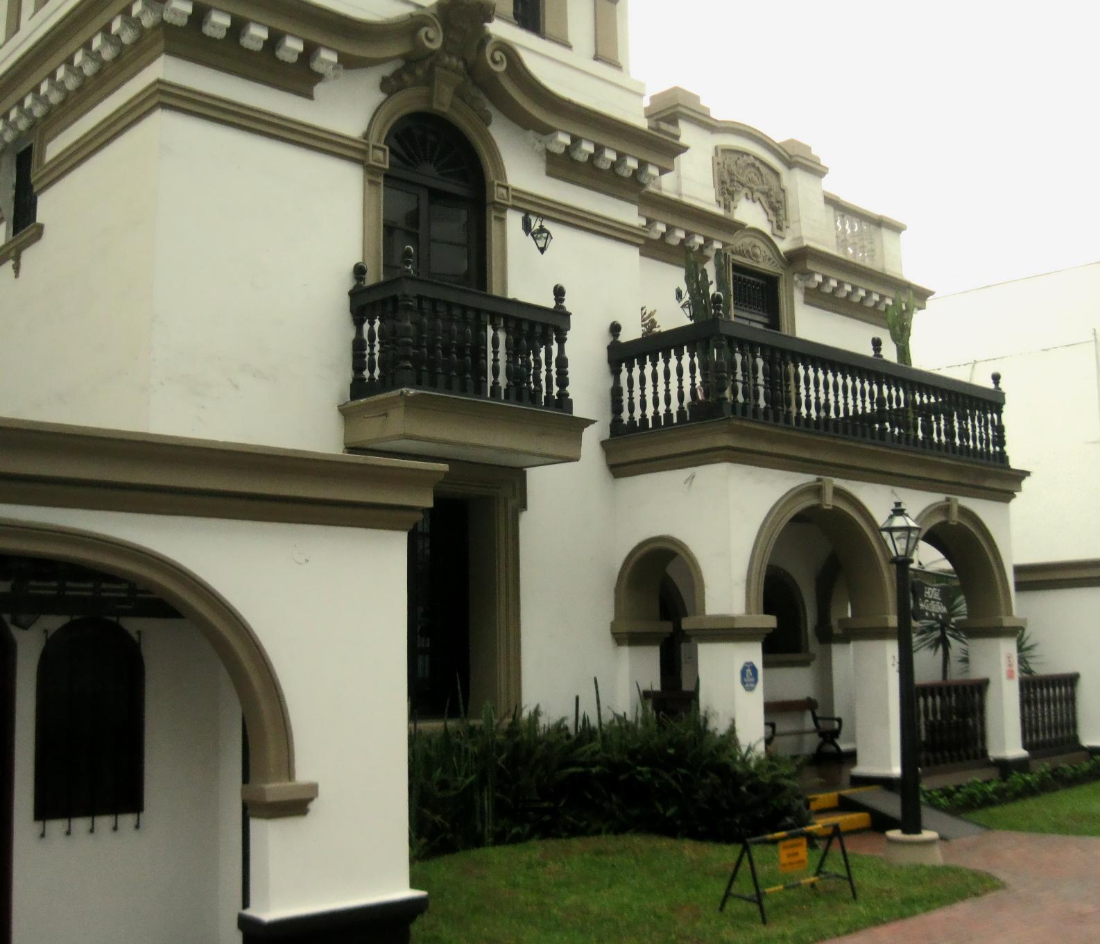 Hotel Castellano Lima