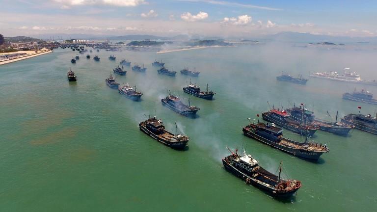 China: Fischereiflotte vor Peru löst diplomatischen Konflikt aus –Paruna.ru