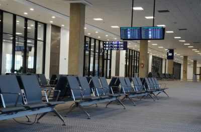 Flughafen Rio de Janeiro.