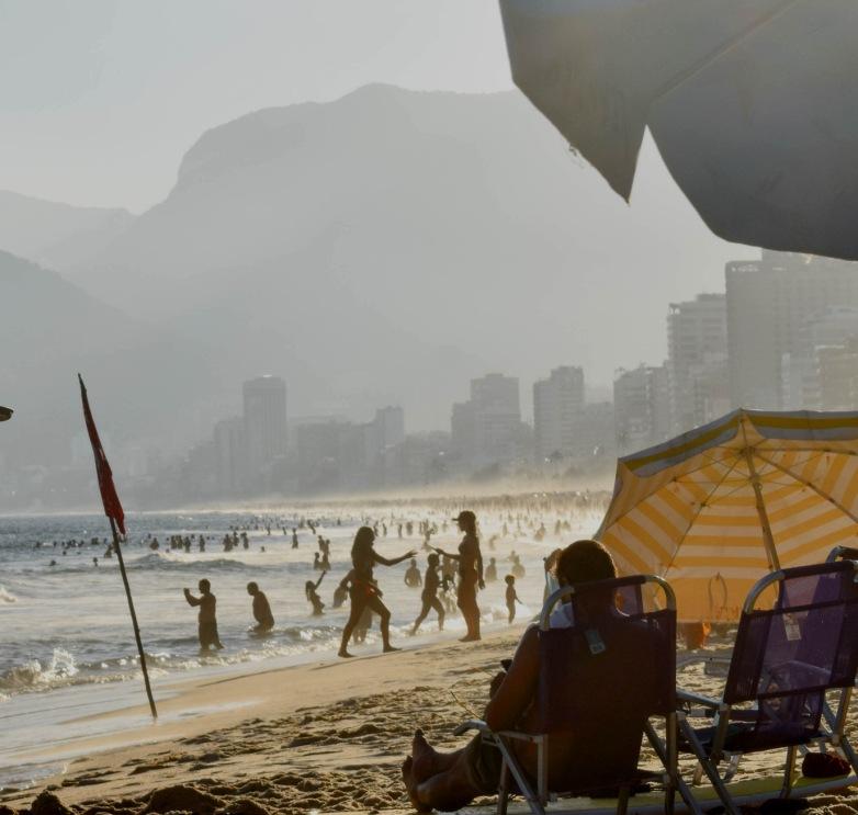 Strand Rio de Janeiro.