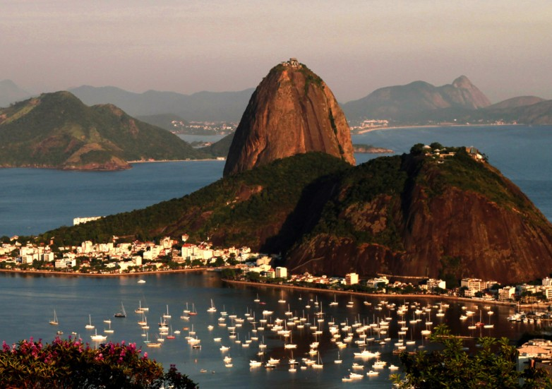 Zuckerhut - Rio de Janeiro.