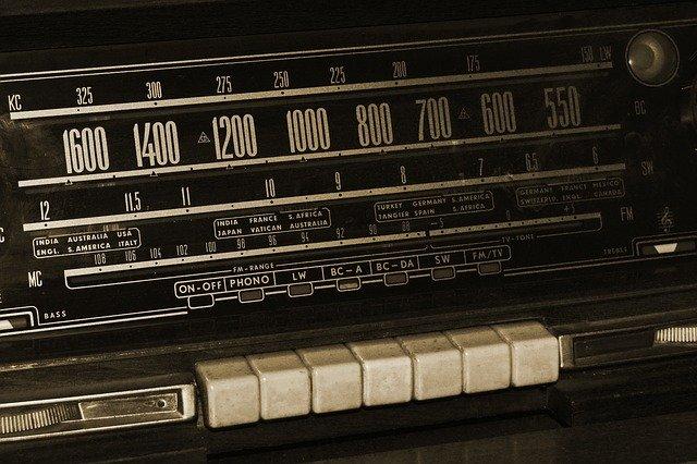 Radio Rundfunkempfänger