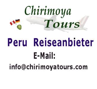 Chirimoya Tours Peru Reisen