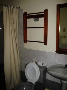 helicona lodge toilette