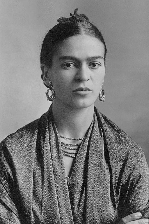 Frida Kahlo Foto