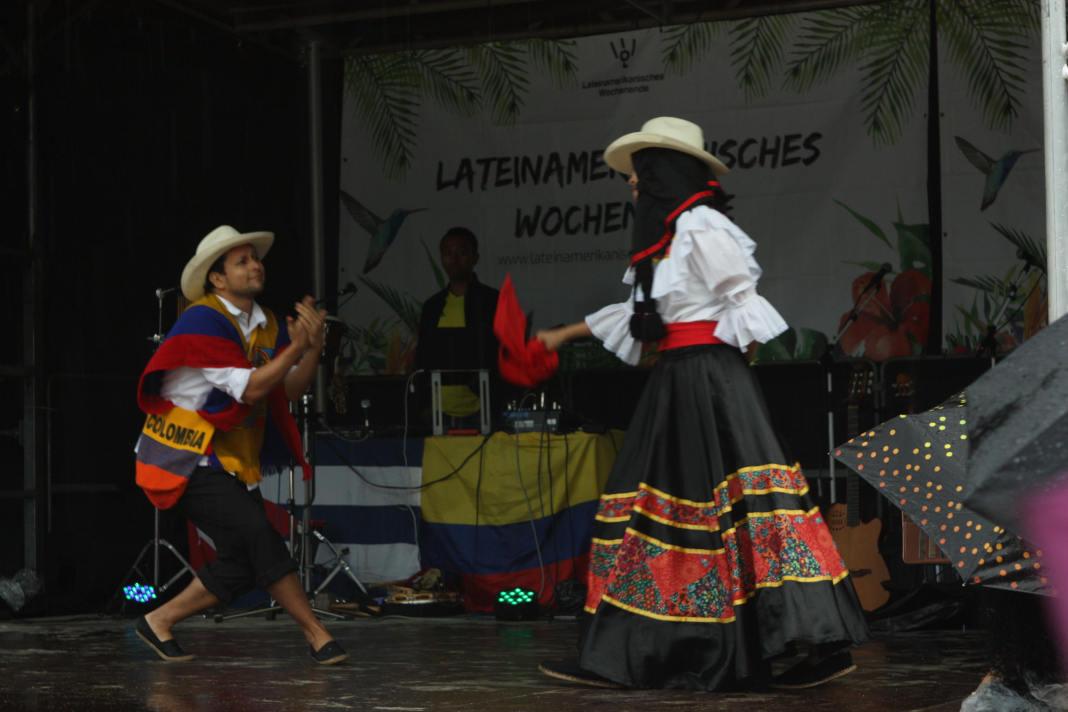 Paartanz aus Kolumbien 2.